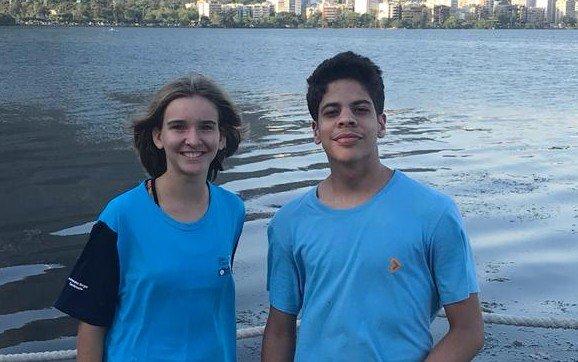 a42a203a45 Rio Open e Fedex levam jovens de projetos sociais cariocas para serem  boleiros no ATP Finals
